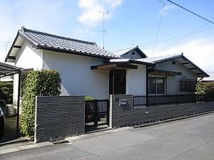 浜松市東区「瓦屋根工事・外壁塗装」のリフォーム事例をご紹介!外観がピカピカに!