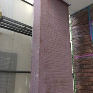 外壁カラリアート塗装7