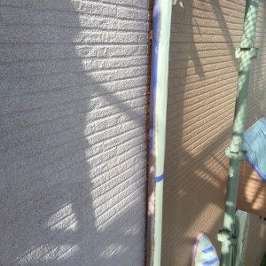 外壁カラリアート塗装5