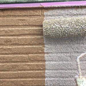 外壁カラリアート塗装2