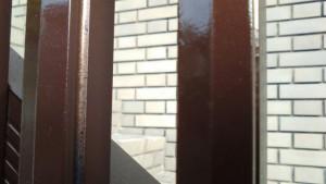 荒沢様邸、階段フェンス_3266