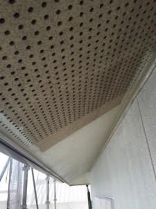 1階2階軒天 2階 壁 中塗_1648 (2)