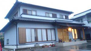 掛川市・S様 外壁塗装工事 参考費用105万円