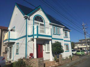 浜松市中区・Y様 外壁塗装 屋根塗装工事 参考費用130万円