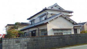 浜松市東区・S様 外壁塗装工事 参考費用60万円