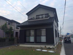 浜松市東区・H様 外壁塗装工事 参考費用100万円