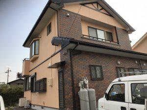 浜松市東区・K様 外壁塗装工事 参考費用146万円