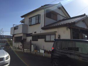 浜松市中区・N様 外壁塗装工事