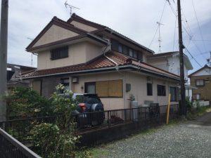 磐田市・Y様邸 外壁塗装工事