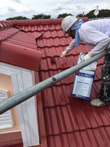 浜松市中区・T様邸 屋根塗装 外壁塗装工事