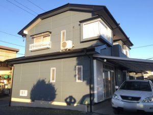 東区・H様邸店舗兼住宅 外壁塗装 屋根塗装工事