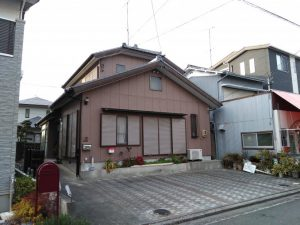 浜松市中区・N様邸 外壁塗装工事