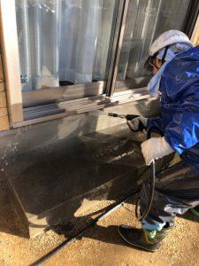 浜松市浜北区・T様邸 外壁塗装工事