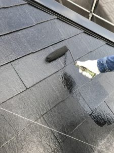 浜松市中区・F様邸 屋根・外壁塗装工事