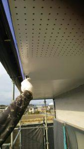浜松市浜北区・N様邸 外壁塗装工事