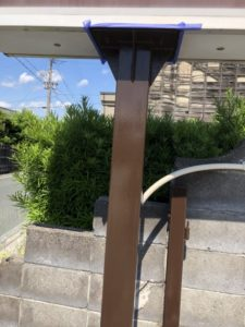 浜松市東区・G様邸(店舗・住宅) 外壁・屋根塗装工事