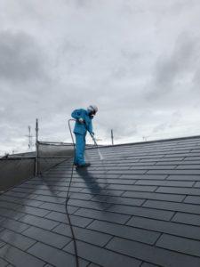 浜松市東区・S様邸 外壁・屋根塗装工事