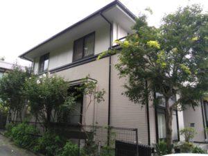 浜松市中区・N様邸 外壁・屋根塗装工事