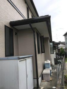 浜松市南区・K様邸 外壁塗装工事