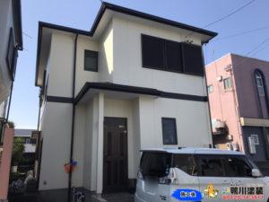 浜松市東区・Y様邸 外壁・屋根塗装工事