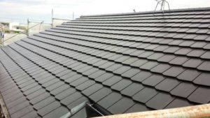 浜松市東区 S様邸「屋根瓦の塗装リフォーム工事」の事例紹介|