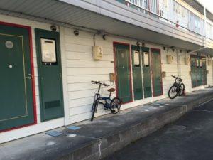 浜松市東区「アパートの屋根工事・外壁塗装リフォーム」の事例紹介|シックな外観に生まれ変わり入居率UP!