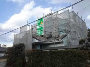 浜松市の外壁塗装リフォームの事例紹介|外壁を塗り替えピカピカに!外観が柔らかな雰囲気に!