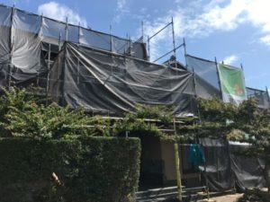 浜松市東区・N様邸 外壁塗装工事