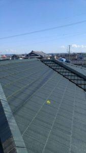 浜松市東区 屋根塗装