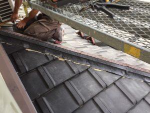 浜松市の瓦工事リフォームの事例紹介|瓦を補修して雨漏り対策!