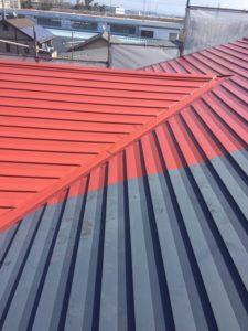 浜松市の屋根工事リフォームの事例紹介|フッ素樹脂塗料で高い耐久性を!