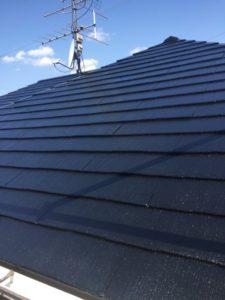 浜松市の屋根工事リフォームの事例紹介|屋根を塗装して耐久性UP!