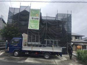 浜松市北区・S様 外壁・屋根塗装工事