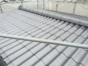 【浜松市】屋根リフォーム工事のご紹介|瓦の塗装で屋根の耐久性UP!