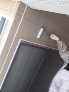 浜松市東区の外壁塗装リフォームの事例紹介|無機塗装でツヤが長持ちする外壁に!