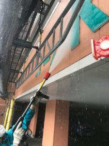 浜松市中区・K様(マンション) 外壁・屋上塗装工事