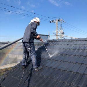 磐田市・M様邸 外壁・屋根塗装工事