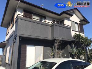 浜松市東区Y様邸 外壁、屋根塗装工事