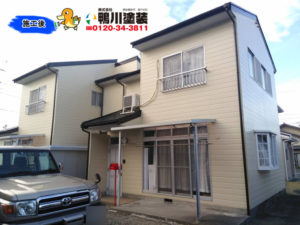 浜松市南区Y様邸 屋根、外壁塗装工事