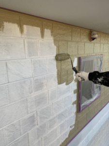 浜松市東区・U様邸 外壁塗装工事