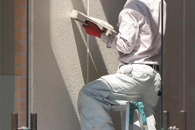 屋根・外壁 ひび割れ補修