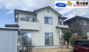 浜松市東区 S様邸「外壁塗装工事」をご紹介|こだわりの外壁を守ります!