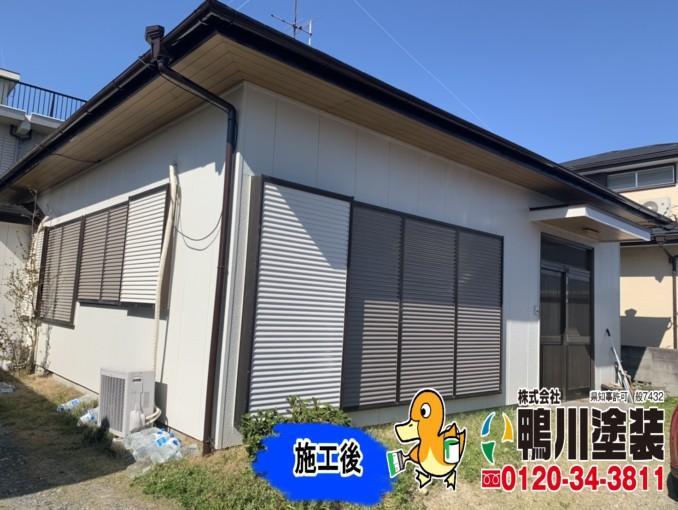 磐田市T様邸 外壁屋根塗装工事