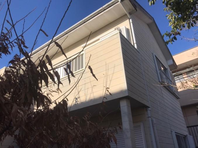浜松市の外壁塗装情報 破風板塗装