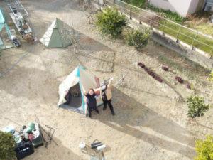 姉妹でキャンプ♪