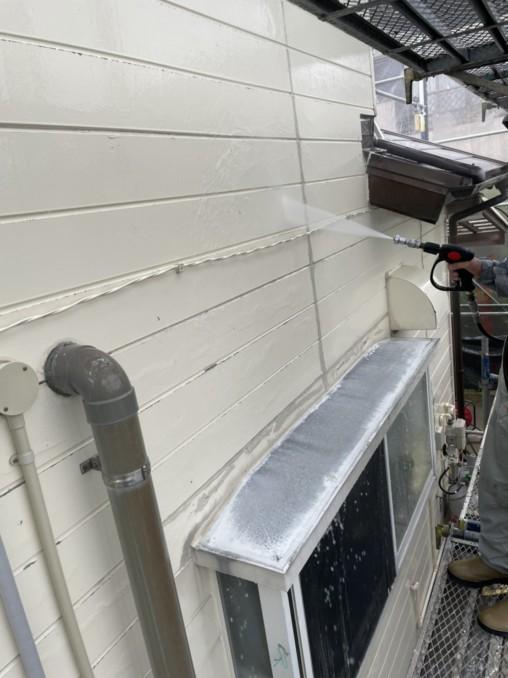 浜松市東区 W様邸洗浄工事