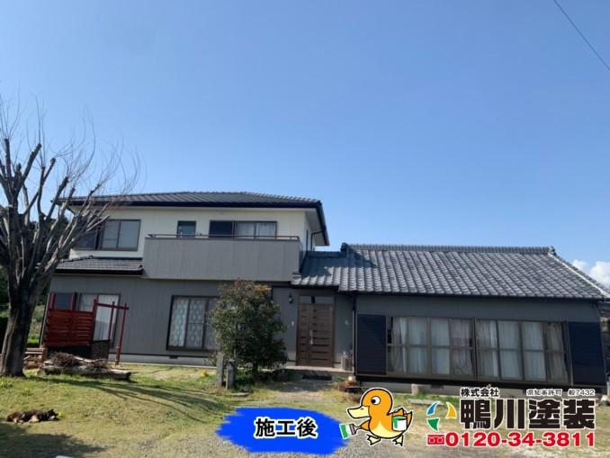 磐田市S様邸 外壁塗装工事
