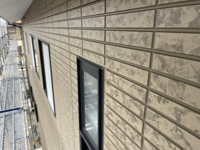 浜松市東区・U様邸 足場解体前検査