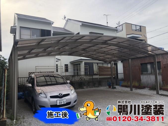 豊川市H様邸 外壁塗装工事
