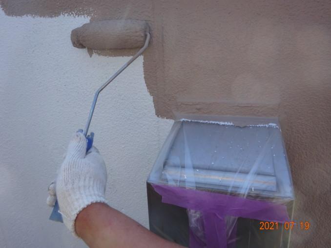 浜松市東区Ⅰ様邸 外壁・屋上塗装工事